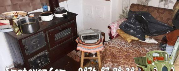почистване на жилище със сметовоз