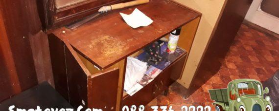 опразване Опразване на офиси с мебели