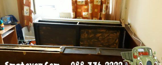 изхвърляне на стари мебели Левски В