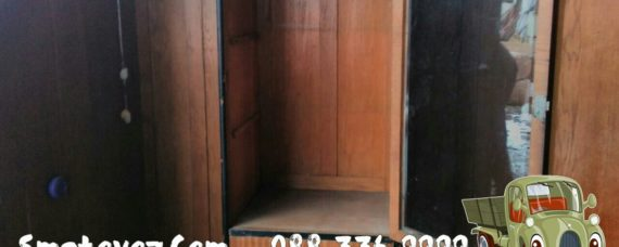 изхвърля стари мебели Хаджи Димитър