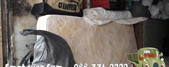 Извозване на отпадъци от Враня жилища