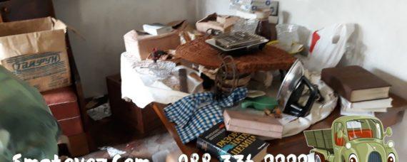 Изхвърляне, демонтаж и извозване от Надежда 4