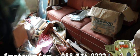 Изхвърляне на мебел и спални за Триъгълника