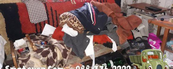 Младост 4 изхвърляне с демонтаж на гардероб