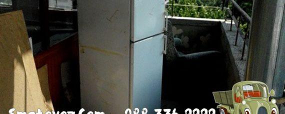 Цени по изхвърляне на спалня и мебели Надежда 6
