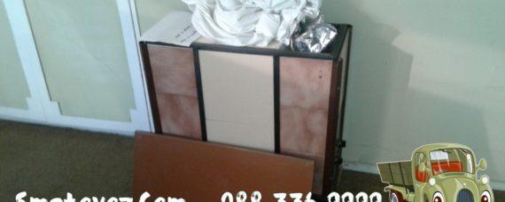 Услуга в изхвърляне на метали от апартаменти Сухата Река