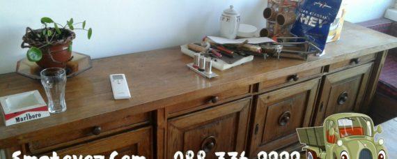 Фирма изнася и извозва старо легло и гардероб Кремиковци