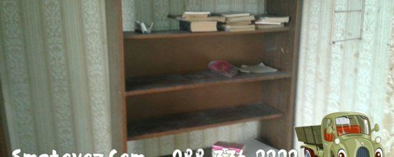 Изхвърляме боклуци от клошарски жилища Бъкстон