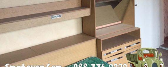 Фирма за Требич изхвърляне на спалня и демонтаж на гардероб