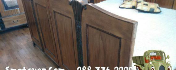 Гоце Делчев изхвърляне с демонтаж на гардероб и спалня