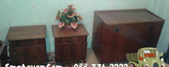 Изхвърля мебели от апартамент Свобода
